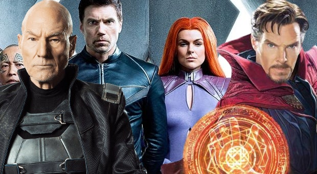 inhumans doctor strange x men