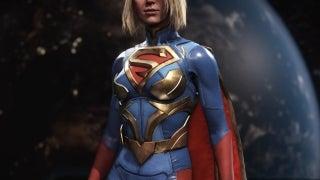 injustice 2 supergirl