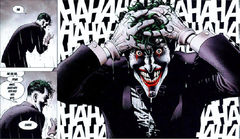 Joker The Killing Joke Movie Origin