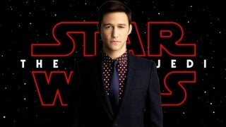 Joseph Gordon Levitt Cameo Star Wars The Last Jedi