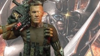 Josh Brolin Cable Stryfe Deadpool 2
