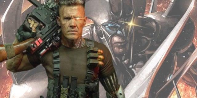 Josh Brolin Cable Stryfe Deadpool 2