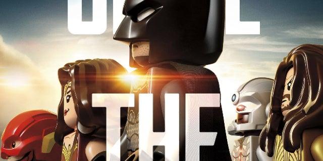 justice league lego unite the league