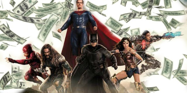 Justice League Movie Box Office Reviews