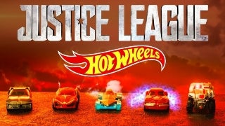 justice league movie hot wheels