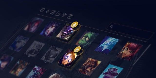 League of Legends Champion Select