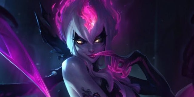 League of Legends Evelynn