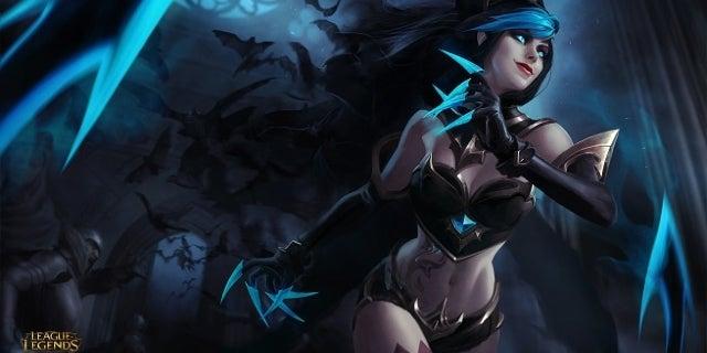 League of Legends Evelynn 2