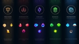 League of Legends Runes