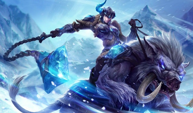 League of Legends Sejuani
