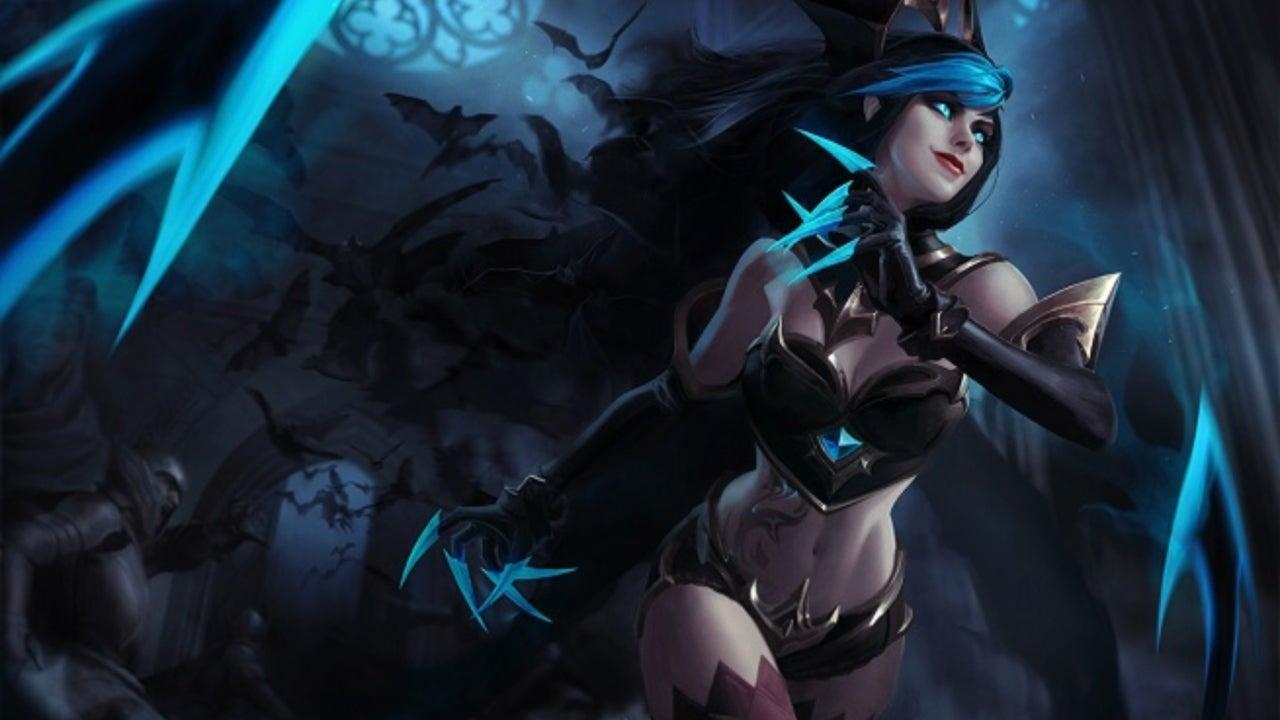 League of Legends Shadow Evelynn