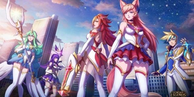 League of Legends Star Guardians