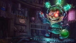 League of Legends Ziggs