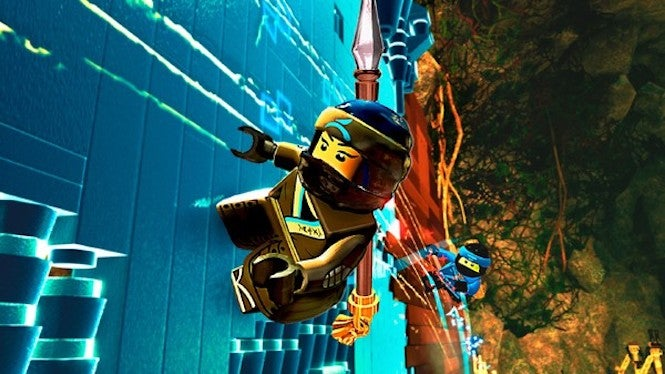 The LEGO NINJAGO Movie Video Game' Review: A Surprising LEGO Evolution