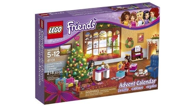 The 2017 LEGO Advent Calendar Lineup Launches With A New 'Star ...