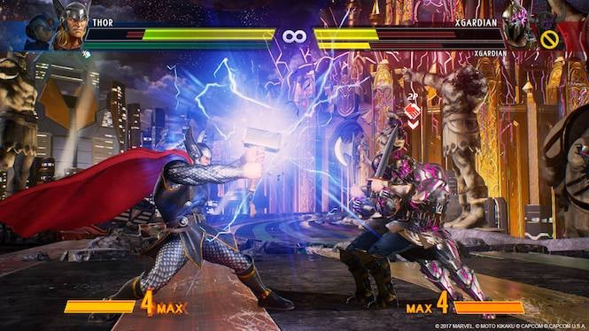 Marvel Vs  Capcom: Infinite' Review: Infinitely Better Than Expected