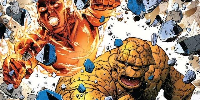 Marvel Legacy Fantastic Four