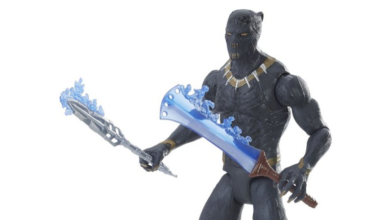 Marvel's Black Panther Killmonger Golden Jaguar