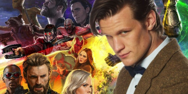 matt smith mcu marvel cinematic universe