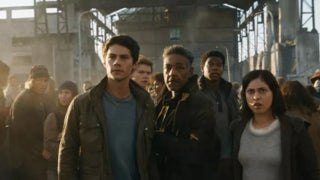 maze runner death cure first look