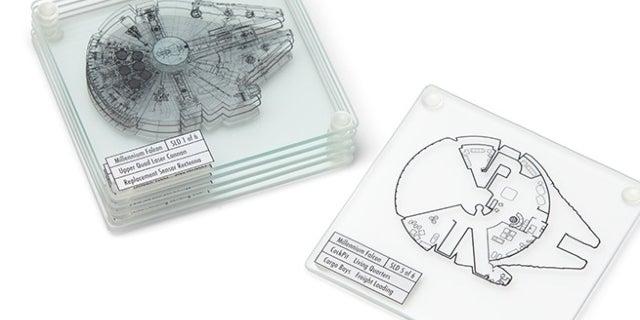 millennium-falcon-coasters