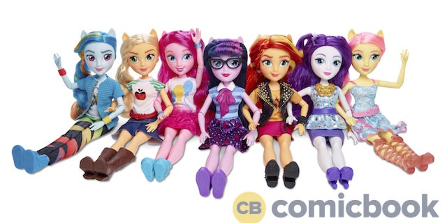 My LIttle Pony Equestria Girls Look 2