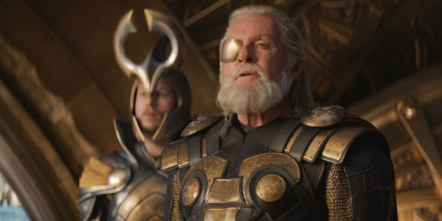 odin thor the dark world