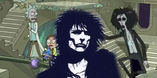rick-and-morty-sandman-dream-neil-gaiman
