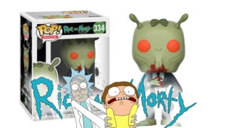 RIck Morty Funko