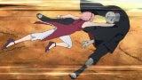 Sakura vs Shin