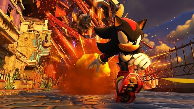 Sonic Forces DLC Content Leaks, Includes Episode Shadow and