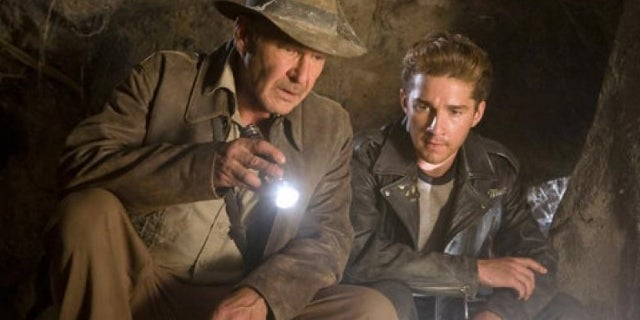 Shia Lebouf Indiana Jones