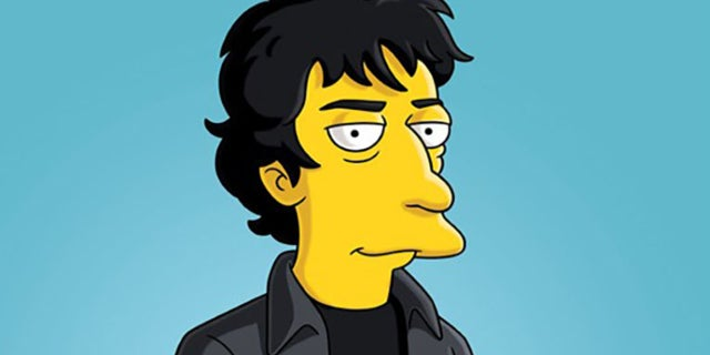 simpsons neil gaiman