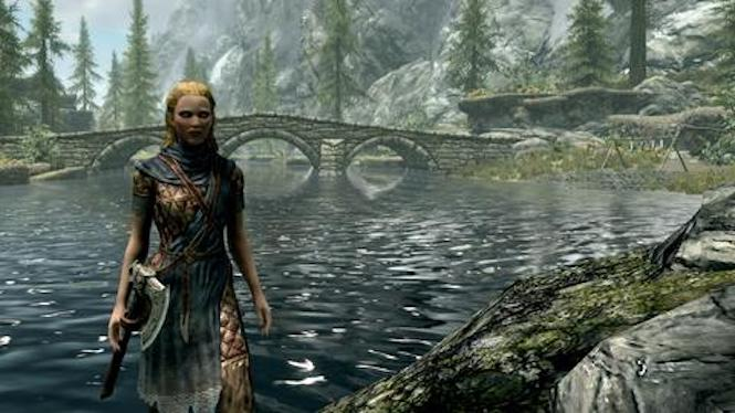 Skyrim: Special Edition Getting Access To Paid Mods, Along