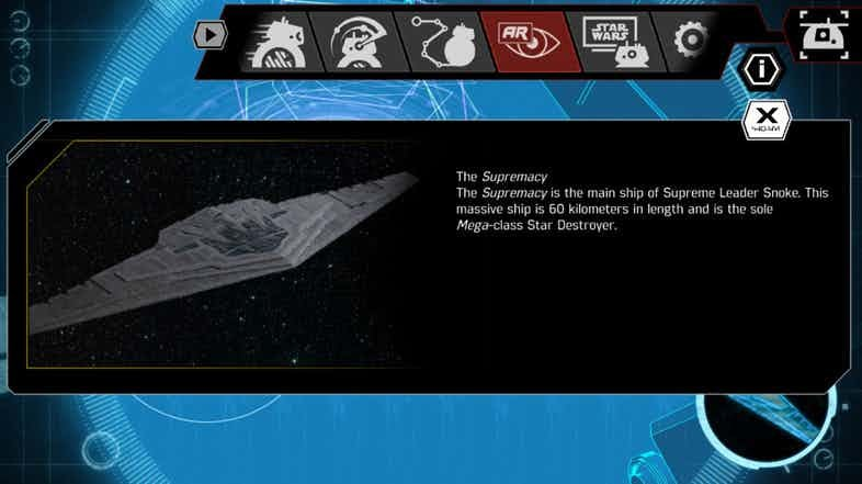 snoke destroyer ship