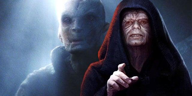 Snoke-Emperor