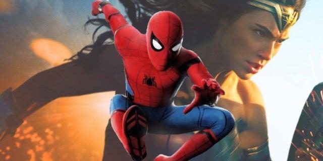 Spdier-Man Homecoming Wonder Woman Box Office