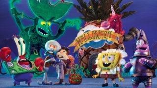 SpongBob Squarpants Halloween special
