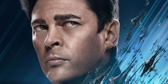 Star Trek 4 Karl Urban McCoy Family