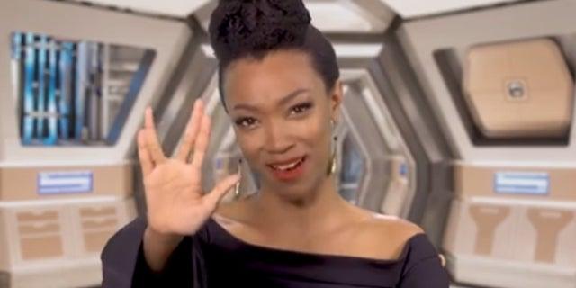 Star Trek Day Sonequa Martin Green