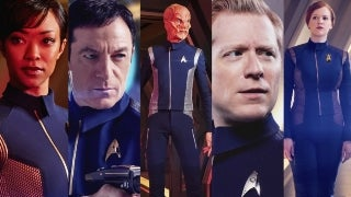 Star Trek Discovery Cast