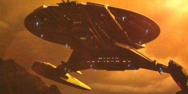 Star Trek Discovery Clips