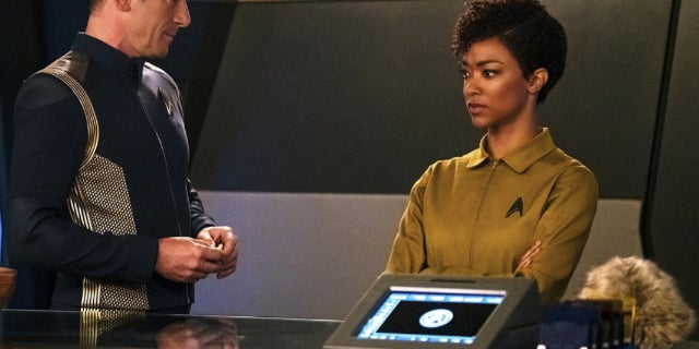 star trek discovery episode three tribbles