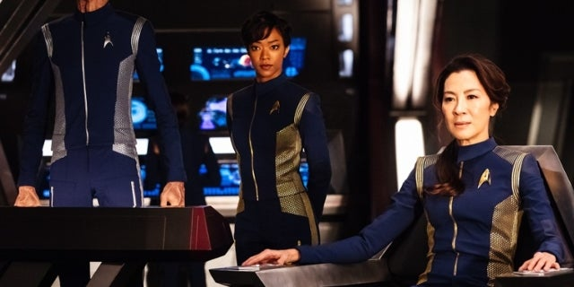 Star Trek Discovery Premiere The Vulcan Hello Recap