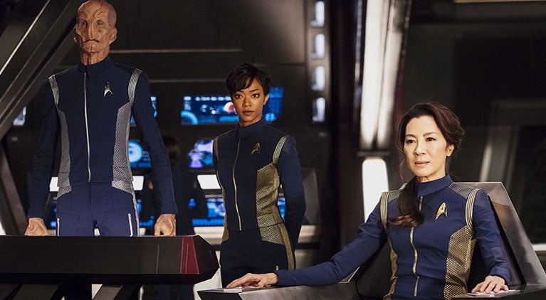 star trek discovery season 2