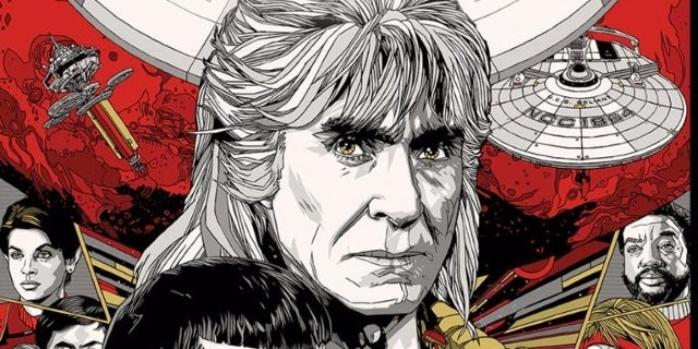Star Trek II The Wrath Of Khan 35th Anniversary
