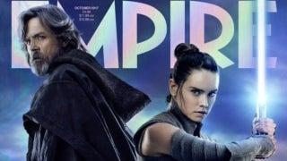 Star Wars The Last Jedi Holographic Cover