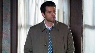 Supernatural Castiel Dead