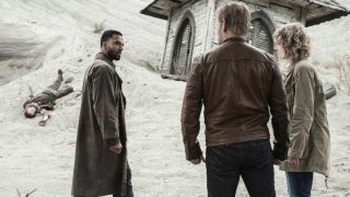 Supernatural Season 13 Michael Christan Keyes
