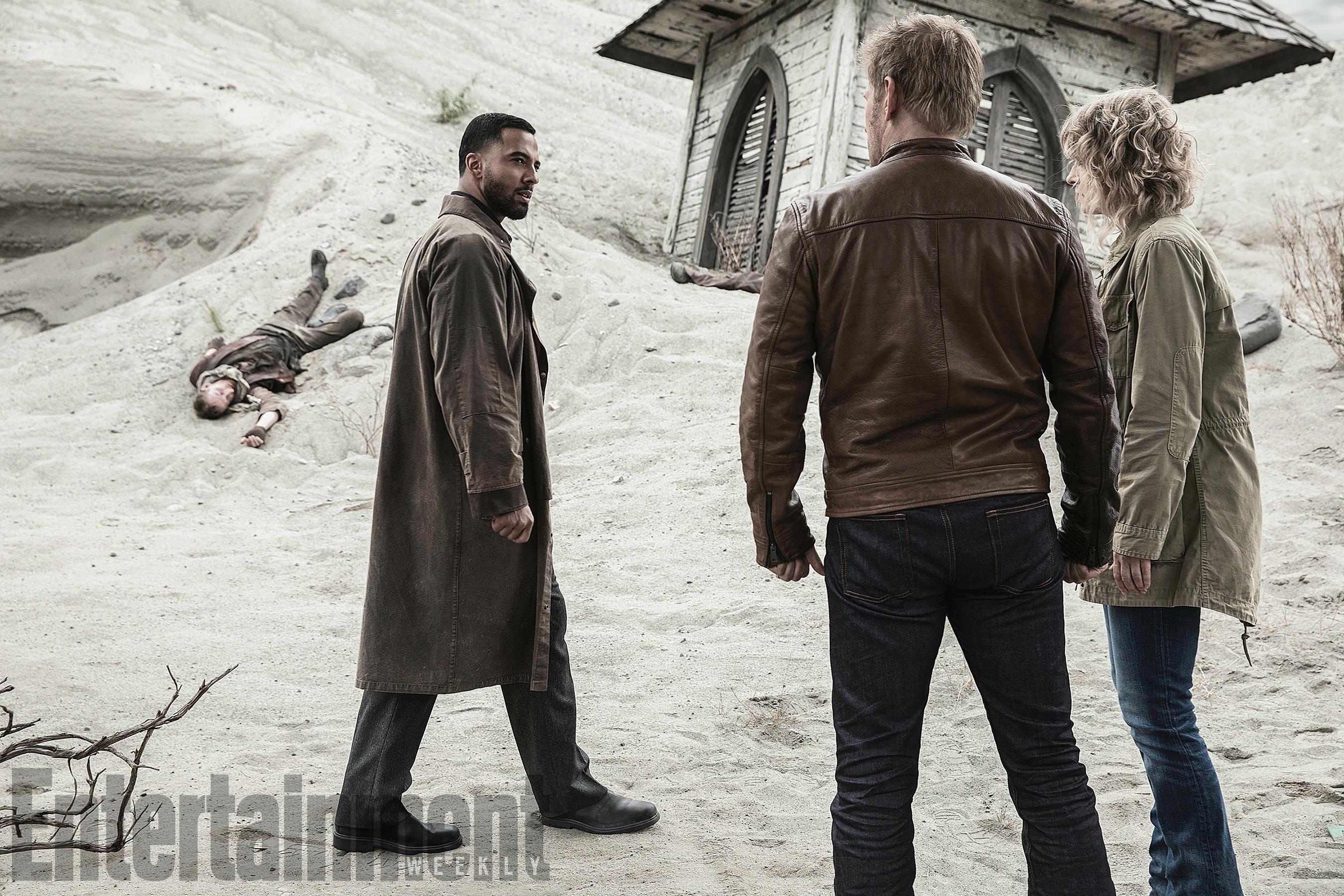 Supernatural Season 13 Michael Returns